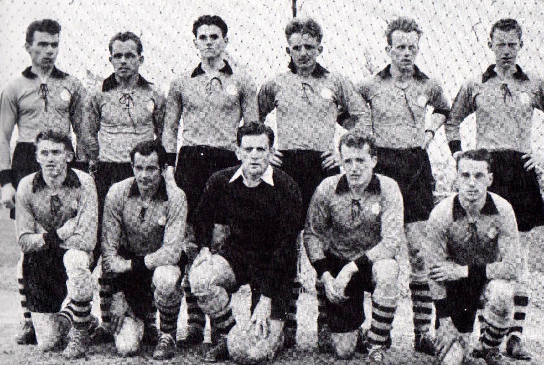 1951 ÍA Íslandsmeistarar