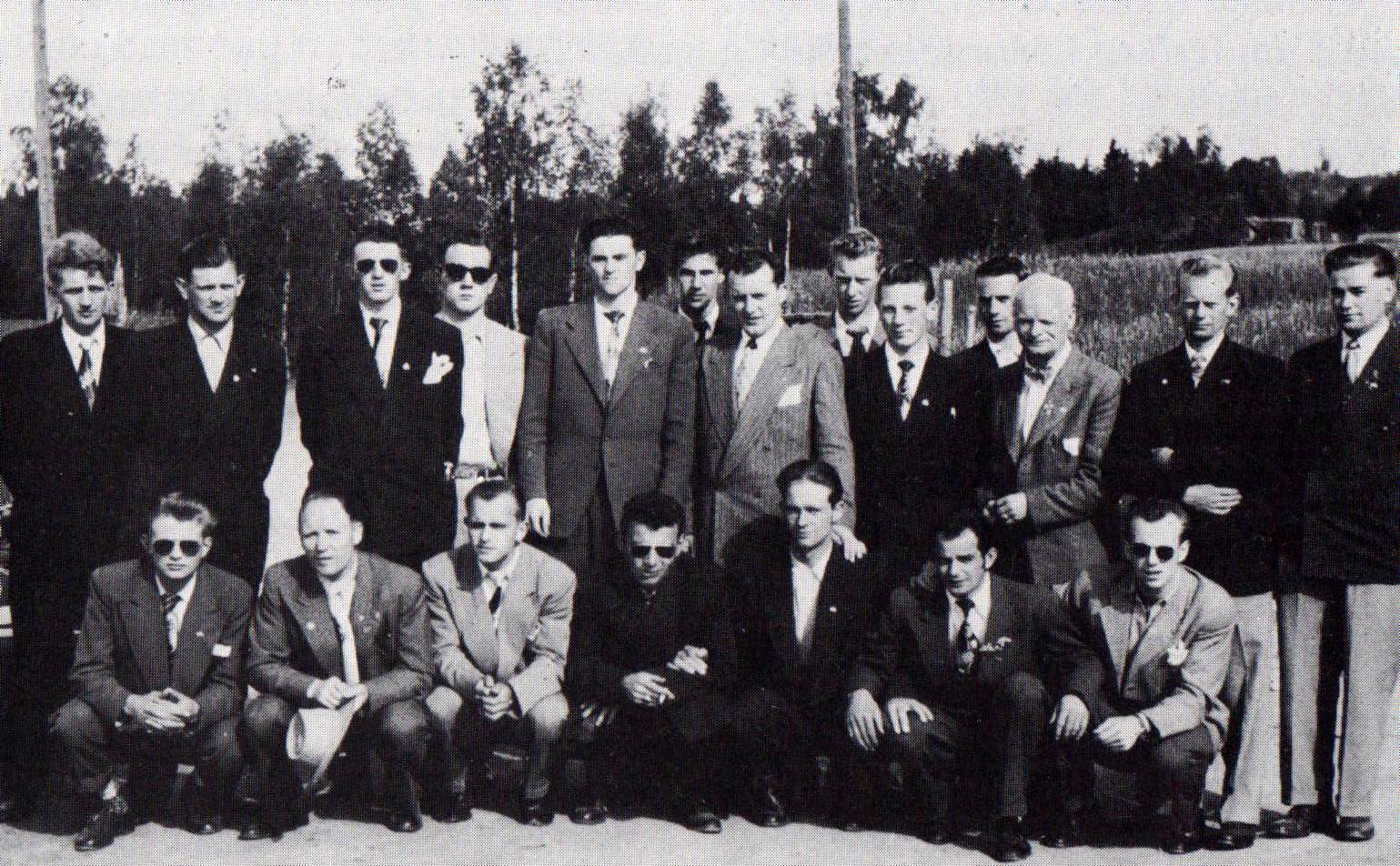 1952 Noregsfarar