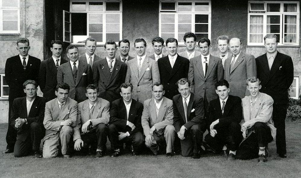 1954 Þýskalandsferð ÍA