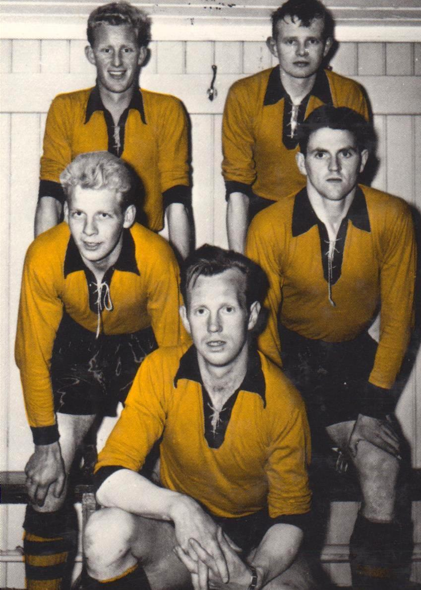 1955 5 fræknir