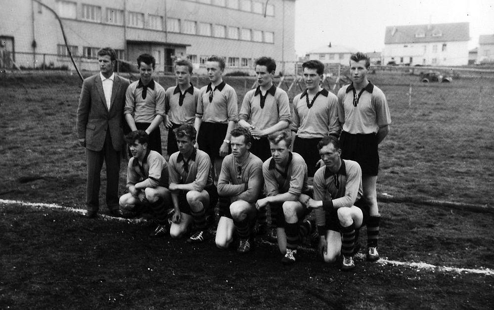 1957 3.flokkur Íslandsmeistarar