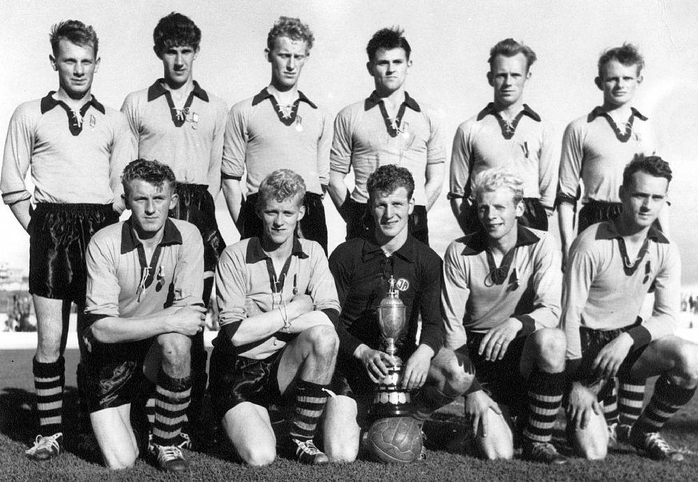 1957 Íslandsmeistarar