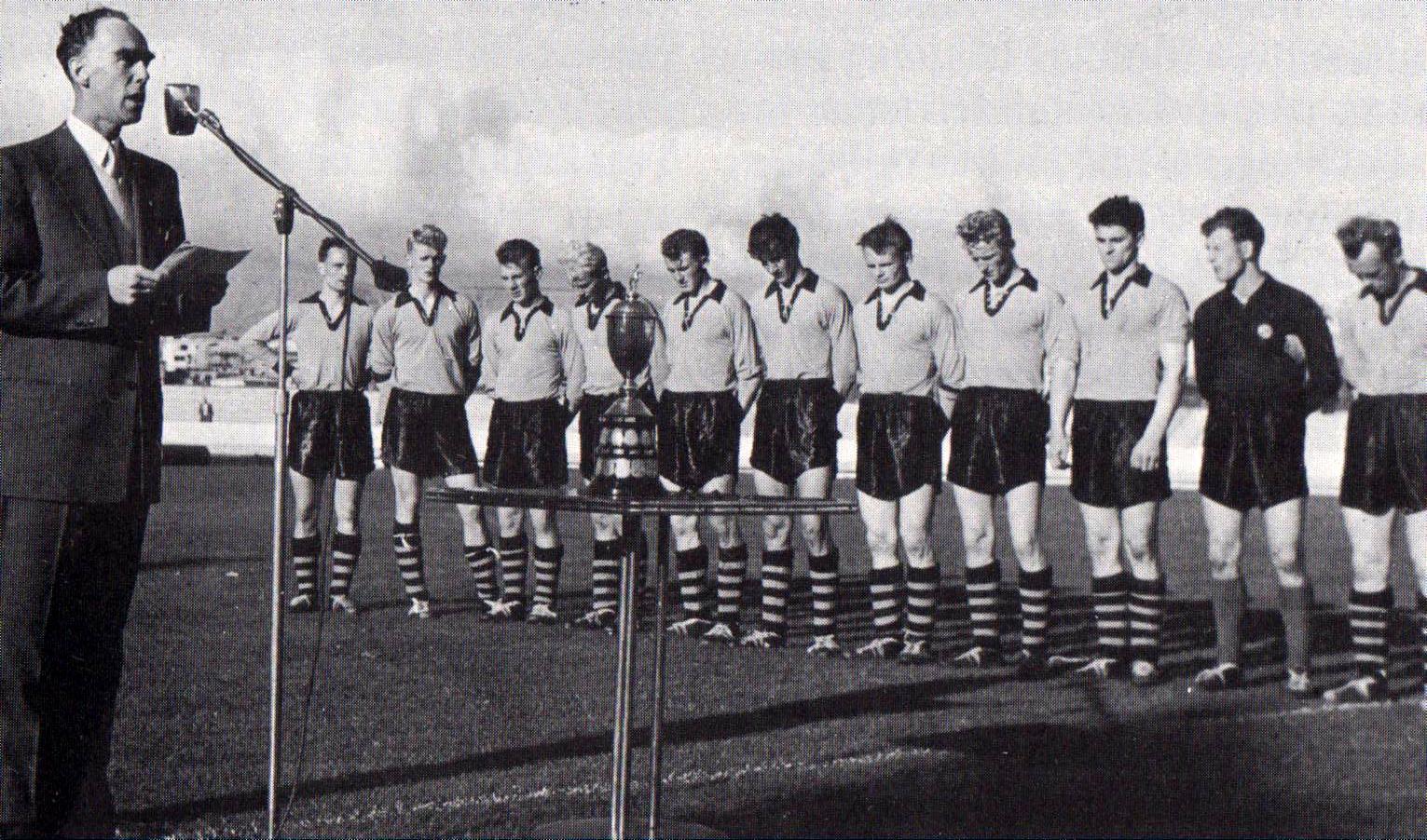 1957 Íslandsmeistarar krýndir