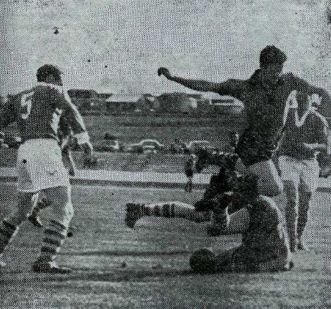 1957 Fram - ÍA mynd2