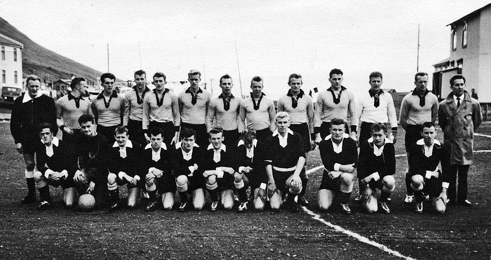 1958 Ísafjörður keppnisferð