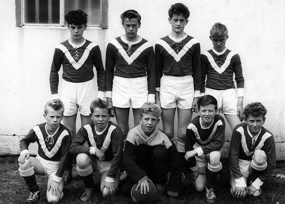1959 4.flokkur Kári