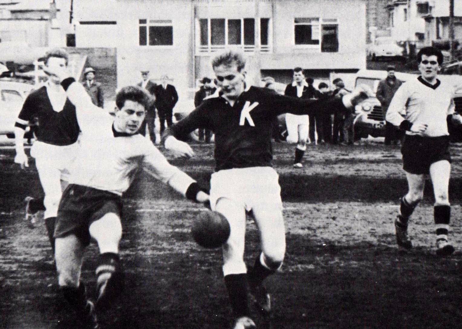 1962 Keflavík - ÍA Litla Bikarkeppnin