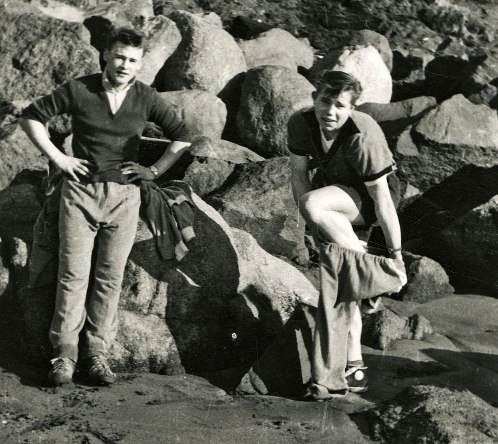 1965 Undirbúningur fyrir æfingu
