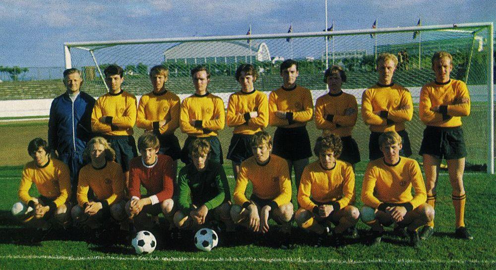 1971 Liðsmynd ÍA 1