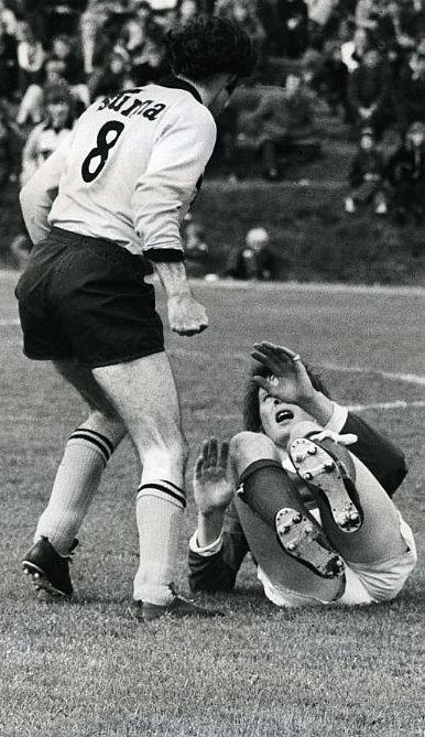 1973 ÍA - Valur