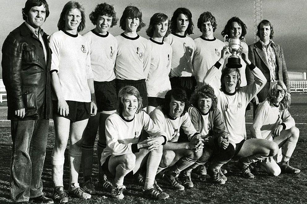 1974 2.flokkur Bikarmeistarar