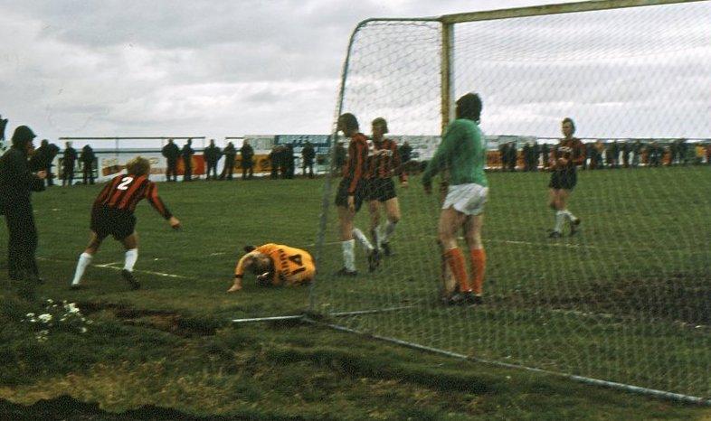 1974 ÍA - Víkingur Mynd10