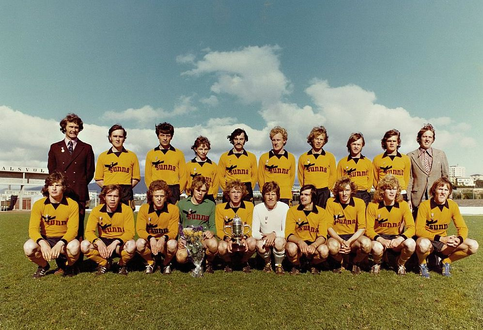 1974 Íslandsmeistarar ÍA