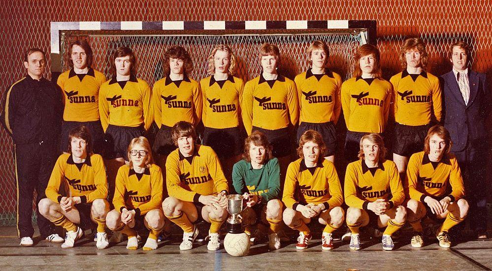 1975 2.flokkur Bikarmeistari
