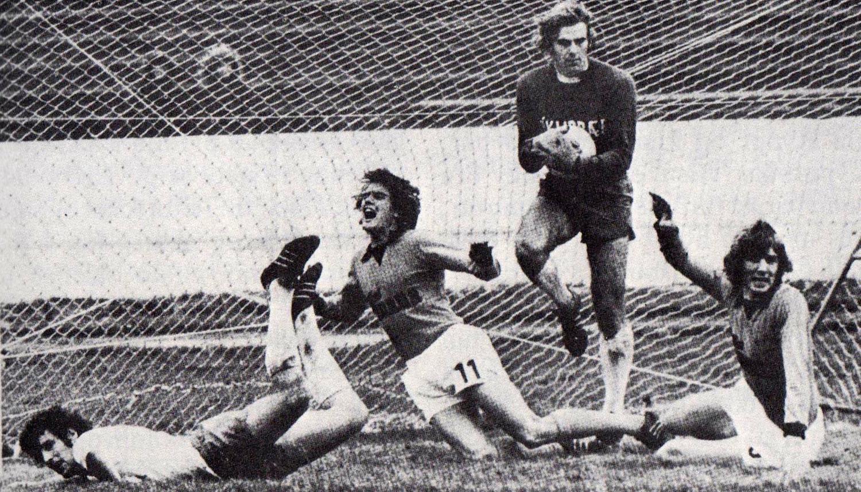 1975 Keflavík - ÍA Bikar mynd1