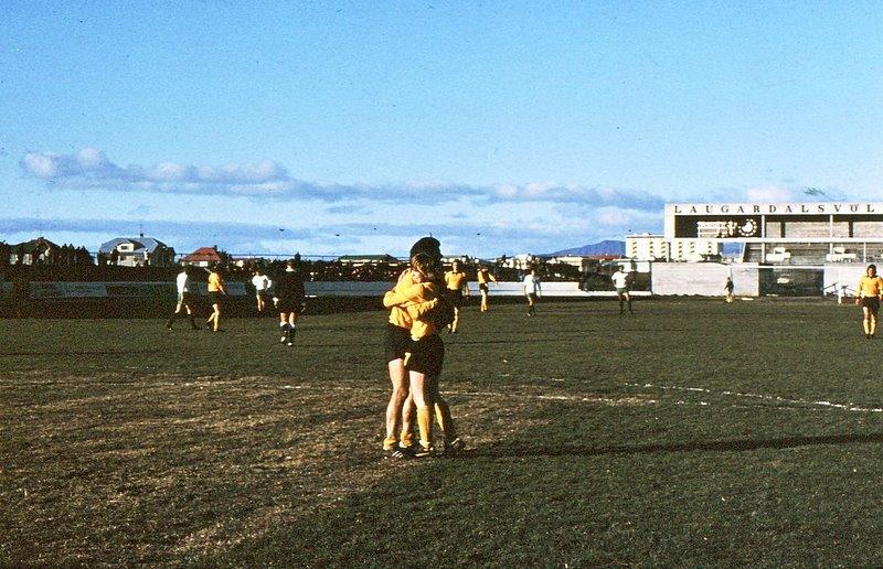 1975 ÍA - Omonia Nicosia Mynd1
