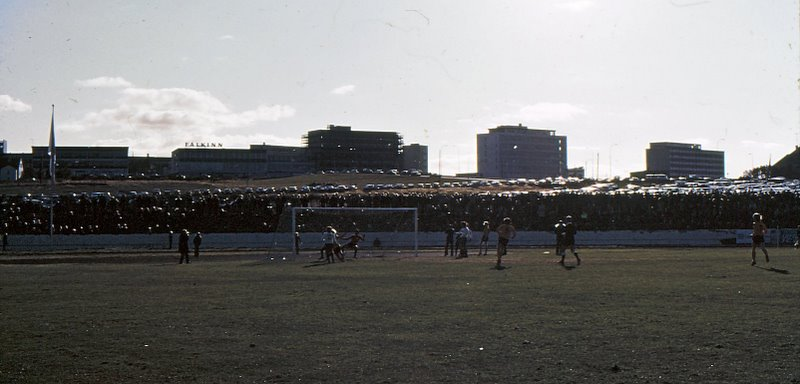 1975 ÍA - Omonia Nicosia Mynd2
