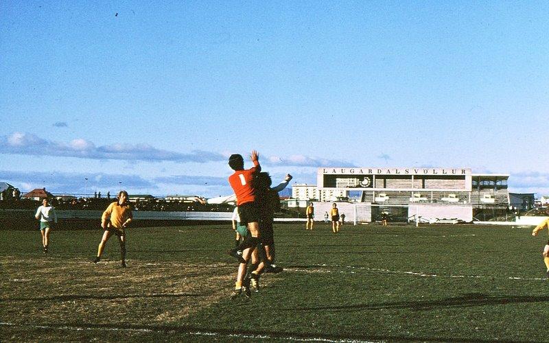 1975 ÍA - Omonia Nicosia Mynd3