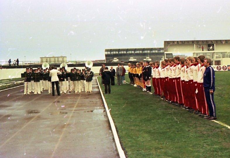 1976 ÍA - Valur Bikarúrslit mynd03