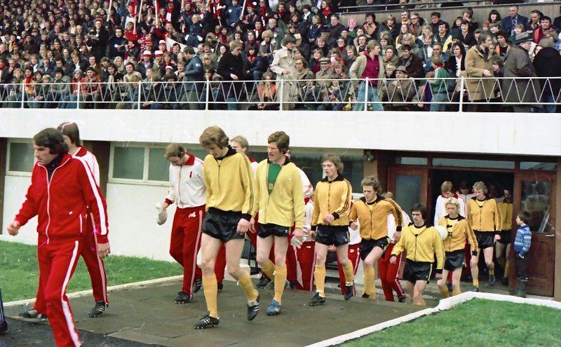 1976 ÍA - Valur Bikarúrslit mynd02