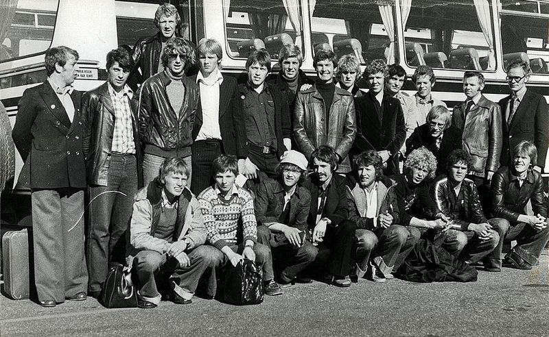 1977 útí Brann