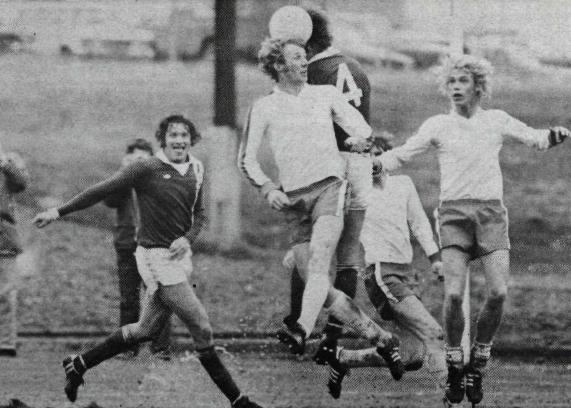 1977 ÍA - Brann mynd01