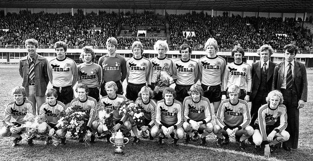 1977 Íslandsmeistarar