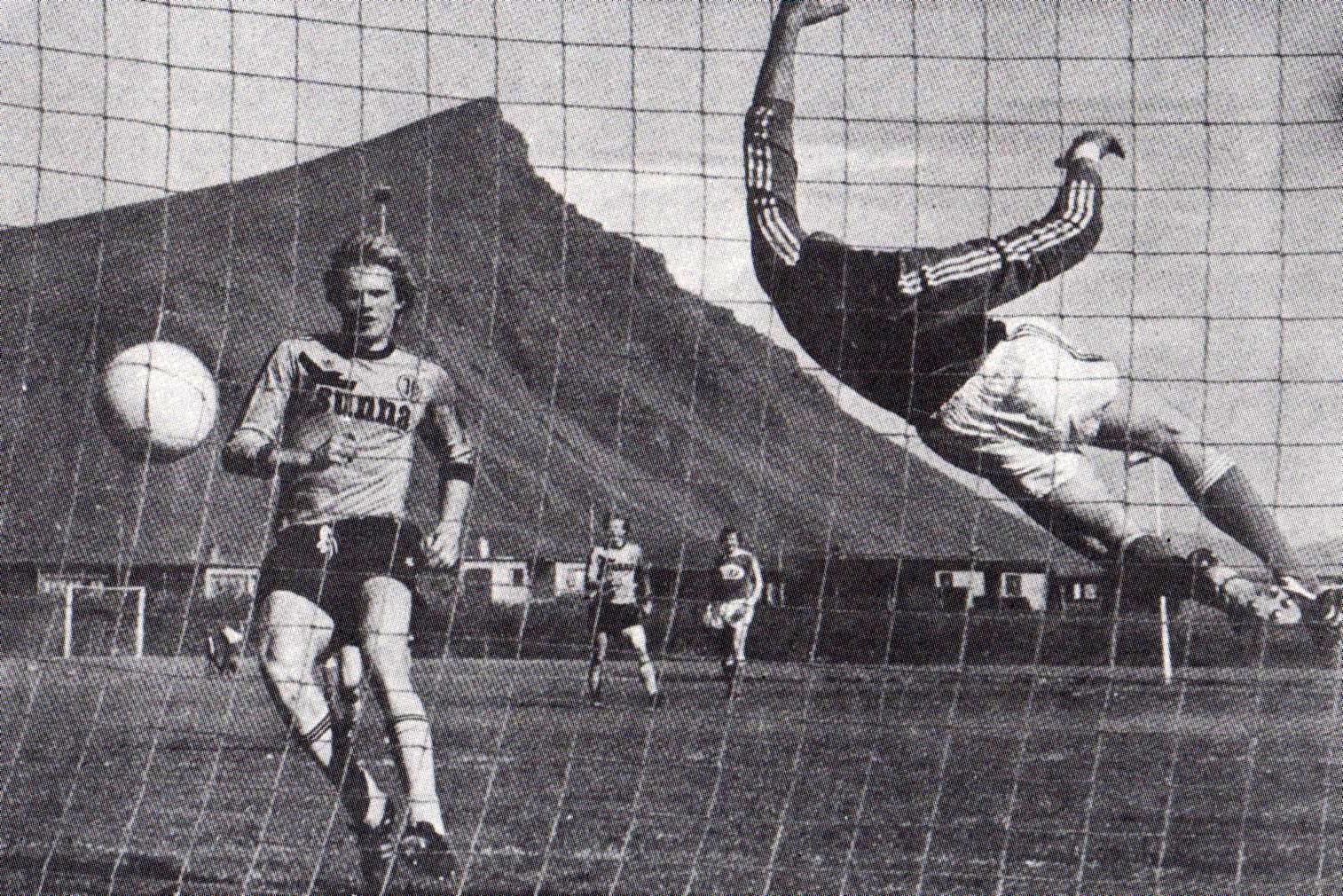 1977 ÍA - Fram Mynd1