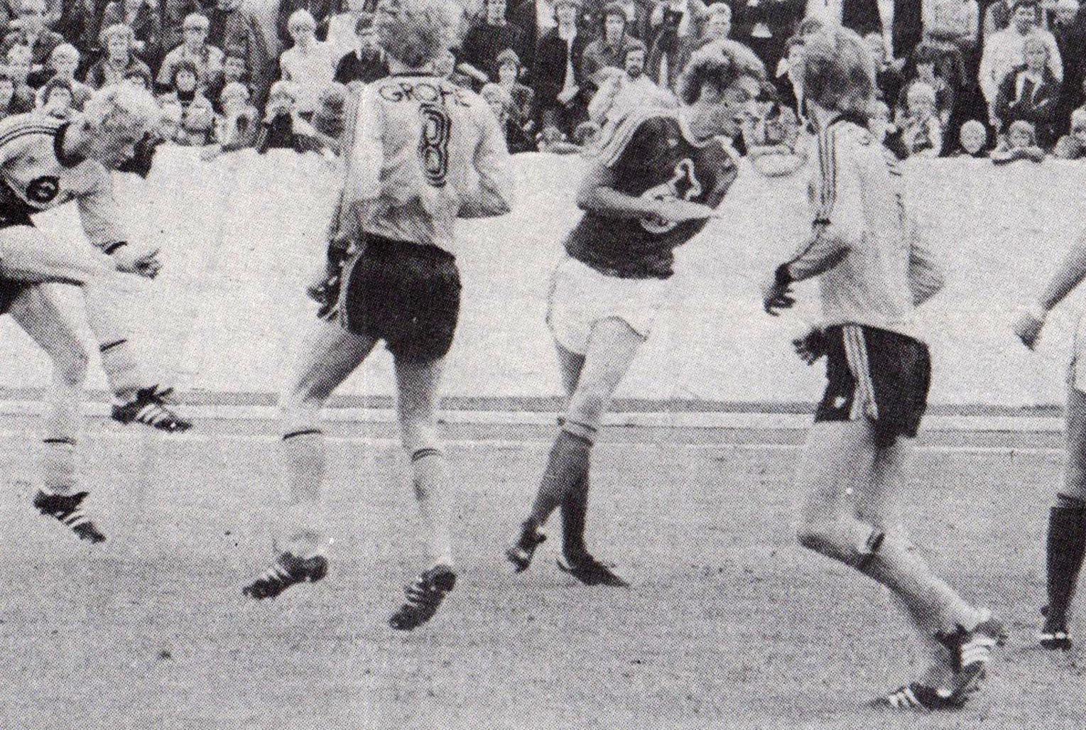 1978 ÍA - Valur Bikarúrslit2