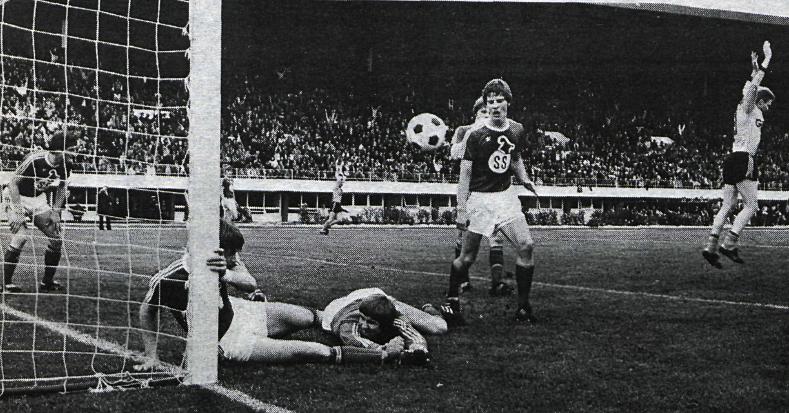 1978 ÍA - Valur Bikarúrslit3