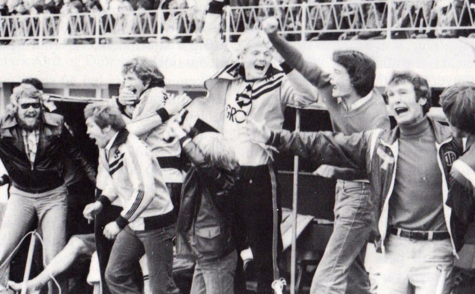 1978 ÍA - Valur Bikarúrslit4