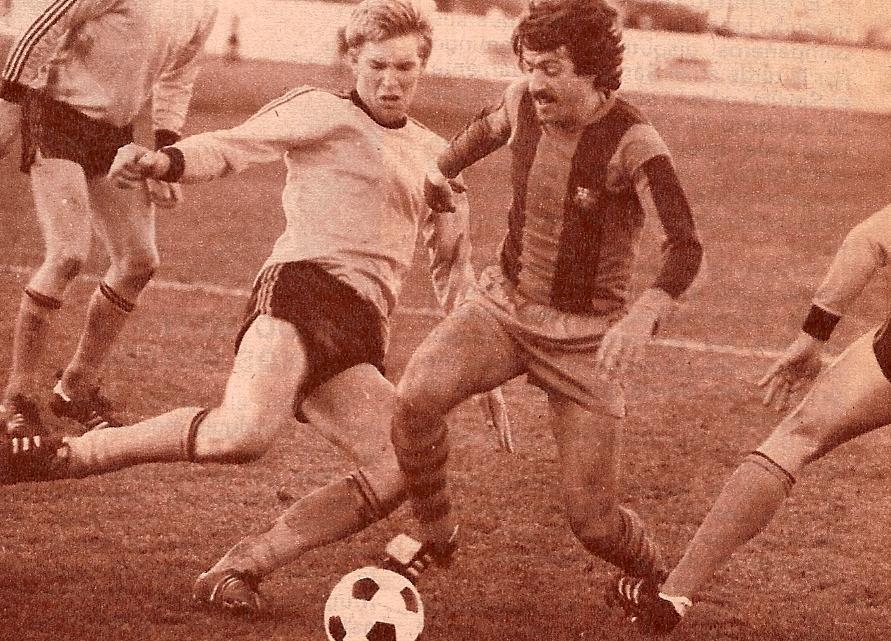 1979 ÍA - Barcelona mynd4