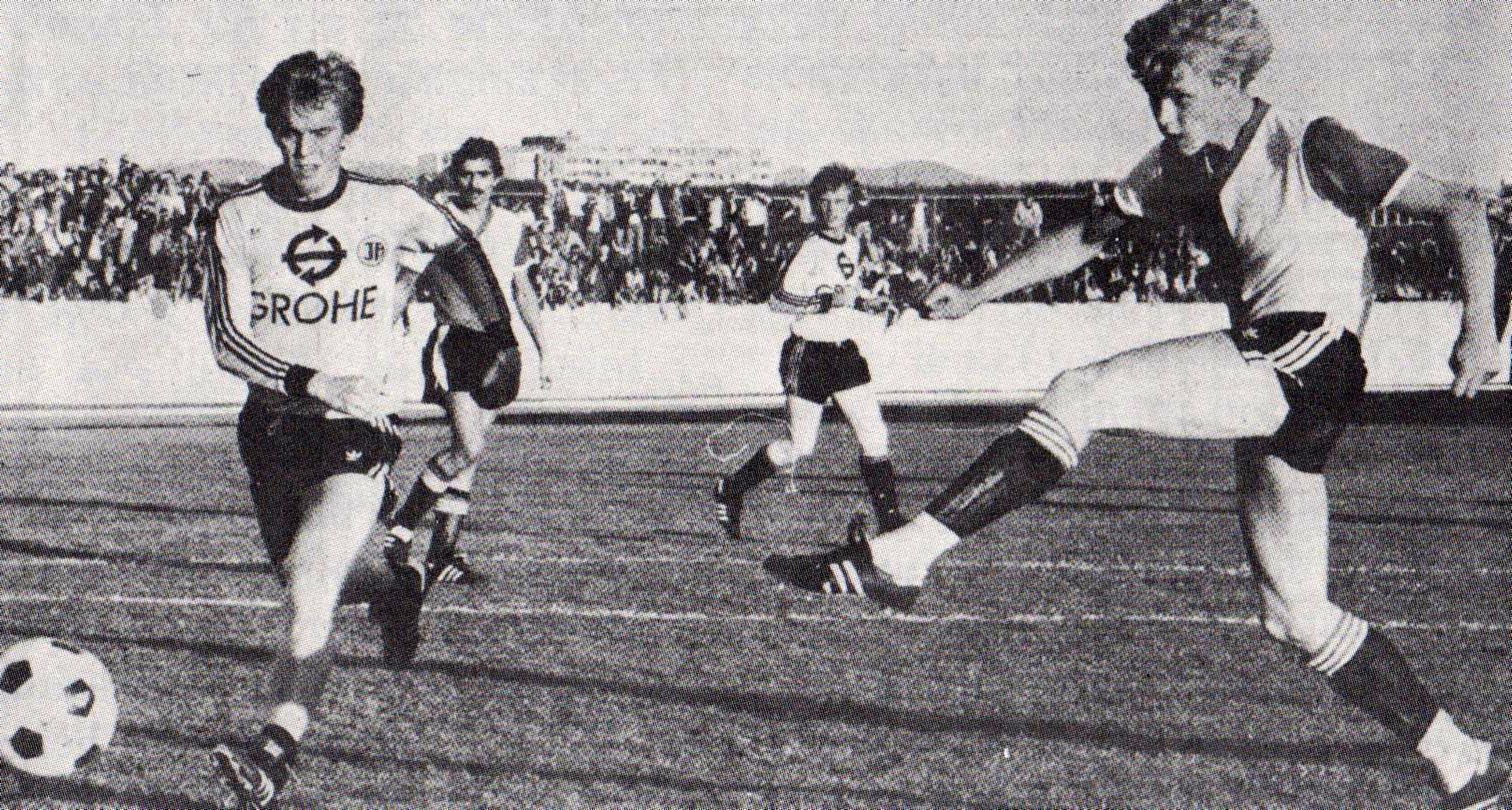 1979 ÍA - Feyenoord mynd1