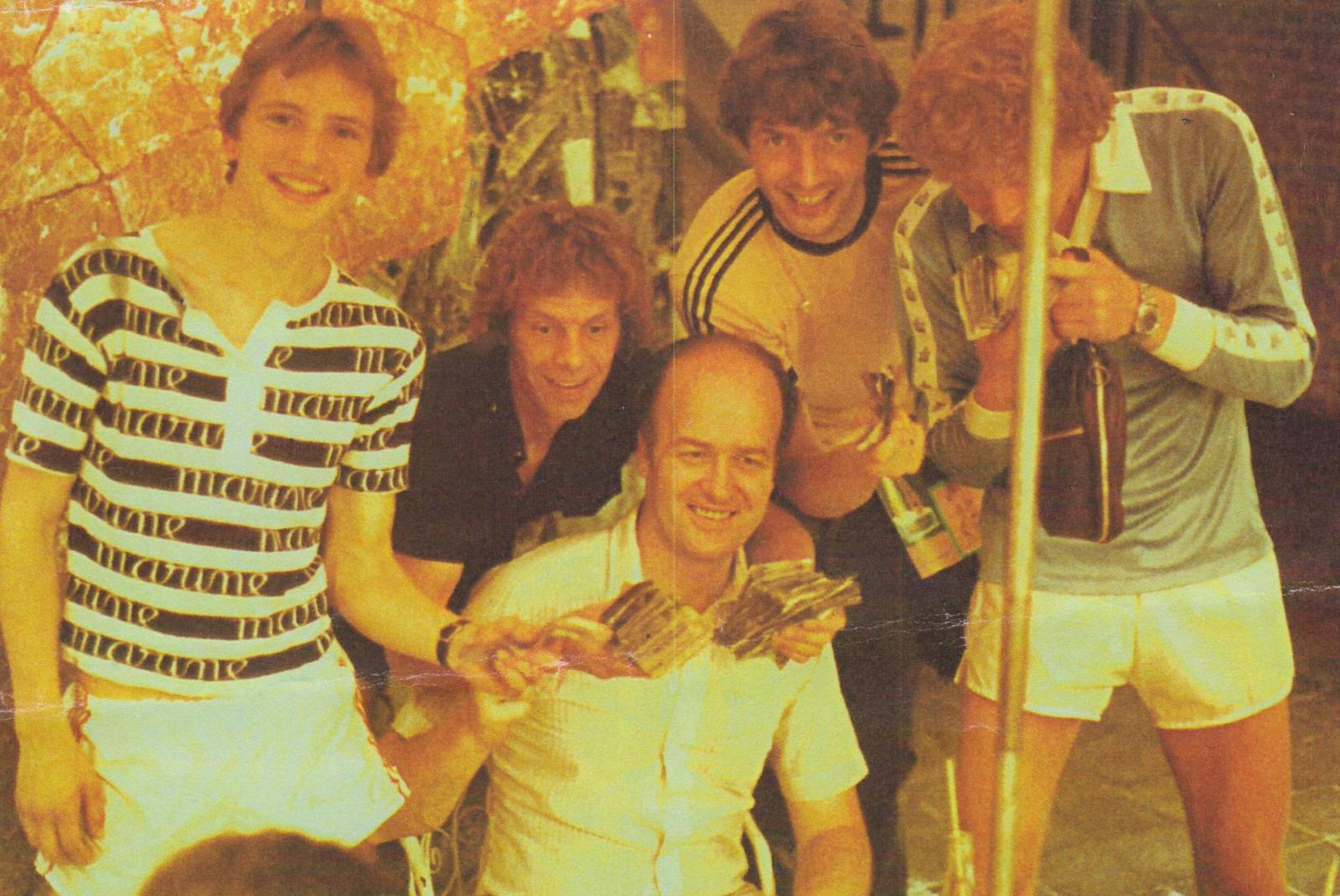 1979 Indónesíu ferð2
