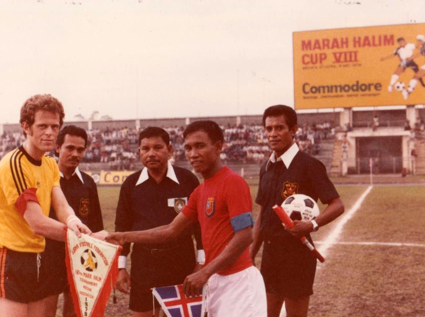 1979 Indónesíu ferð7