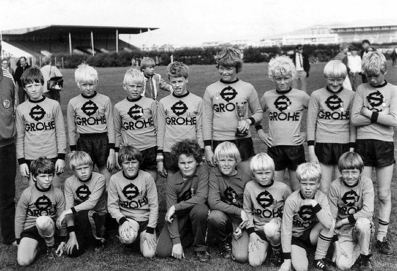 1980 5.flokkur Íslandsmeistari