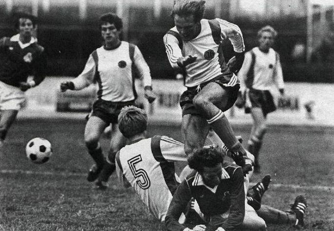 1980 ÍA - Köln mynd1