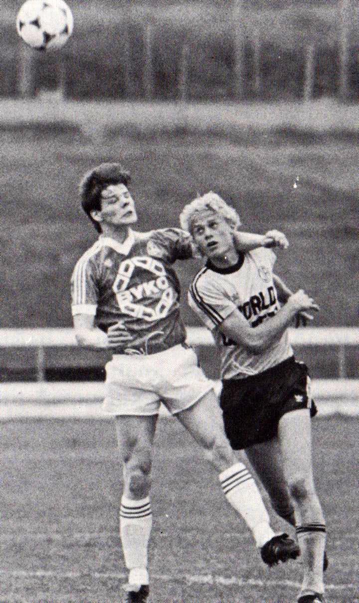 1982 Breiðablik - ÍA Bikar Mynd1