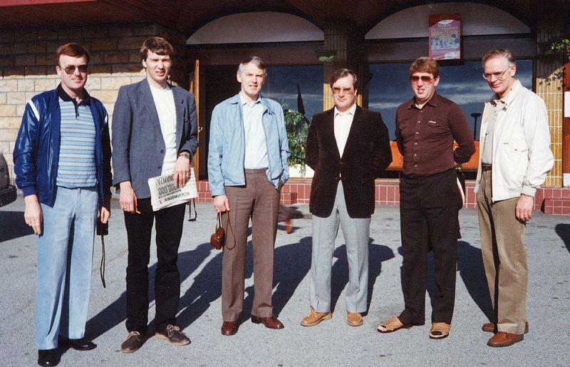 1983 Aberdeen - ÍA Mynd1