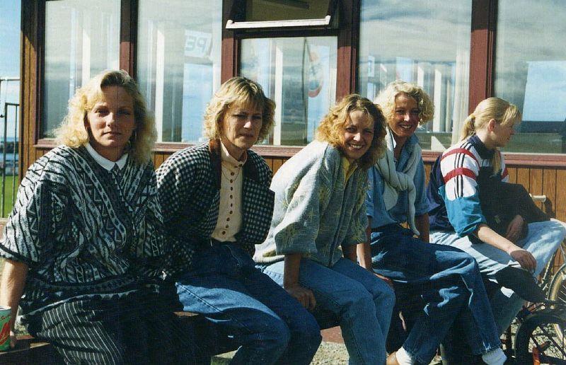 1983 Dyggir stuðningsmenn