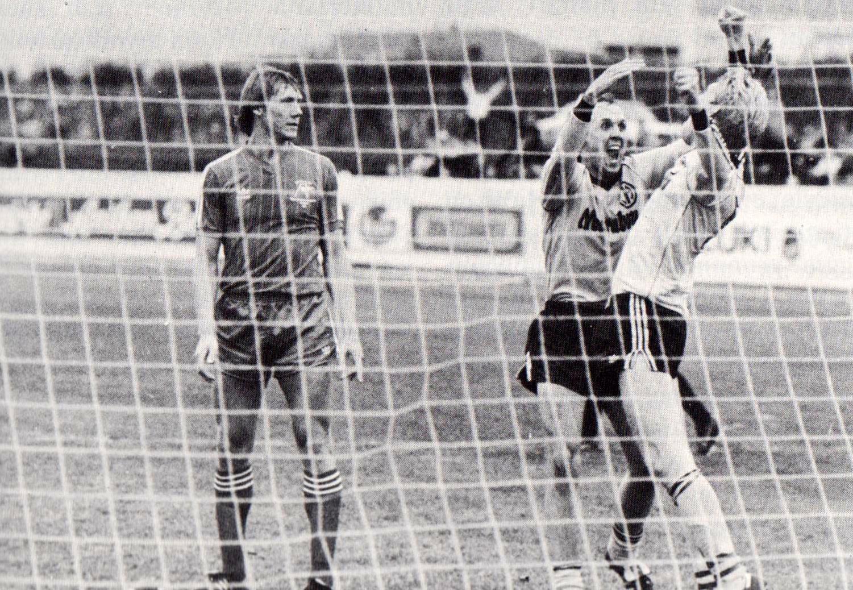 1983 ÍA - Aberdeen mynd3