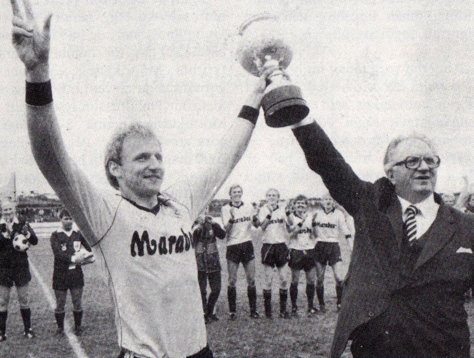 1983 ÍA - ÍBV Bikarúrslit03