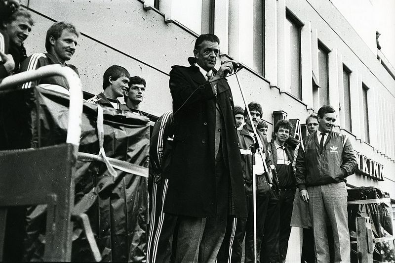 1983 ÍA - ÍBV Bikarúrslit06