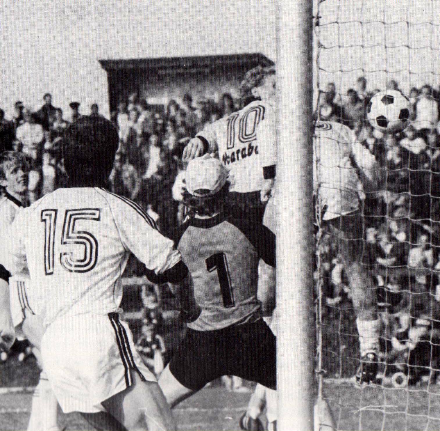 1983 ÍA - ÍBV Deild1