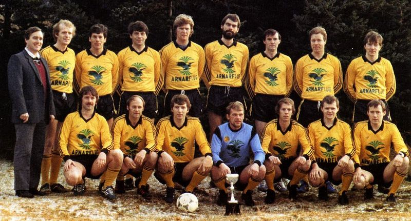 1984 ÍA Liðið eldri