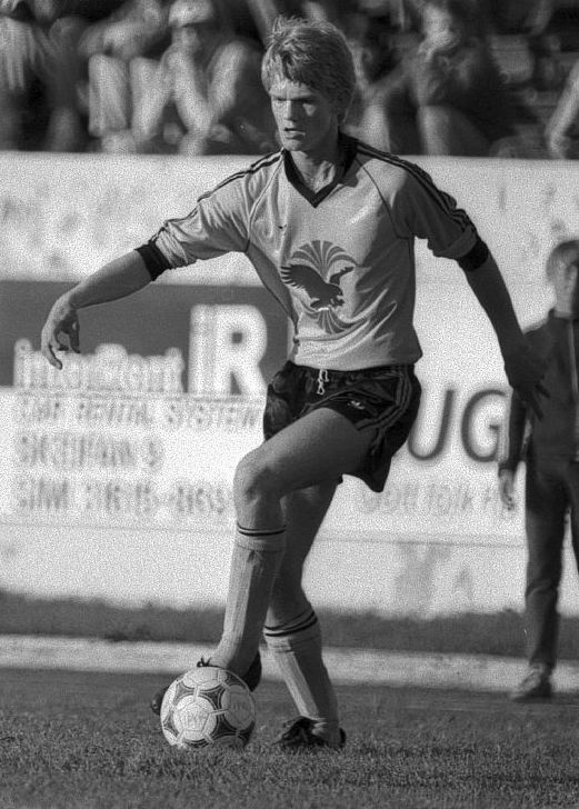 1984 Jón Leó Ríkharðsson