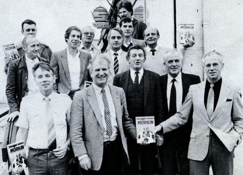 1984 Skagamenn skoruðu mörkin