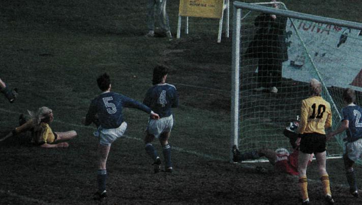 1986 ÍA - Fram Bikarúrslit01
