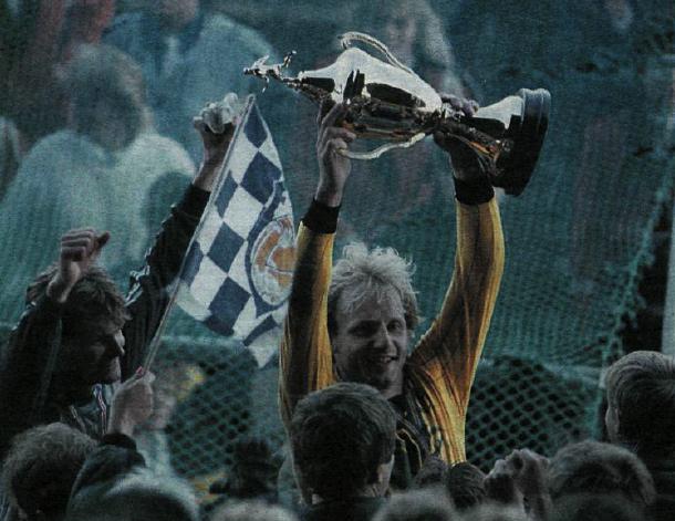 1986 ÍA - Fram Bikarúrslit04