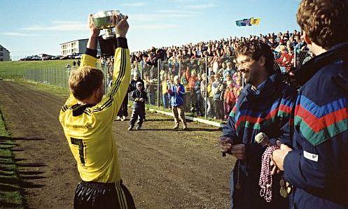 1991 ÍA - Selfoss mynd1
